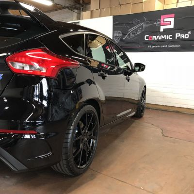 Ceramic Pro Coatings Detailing San Francisco94