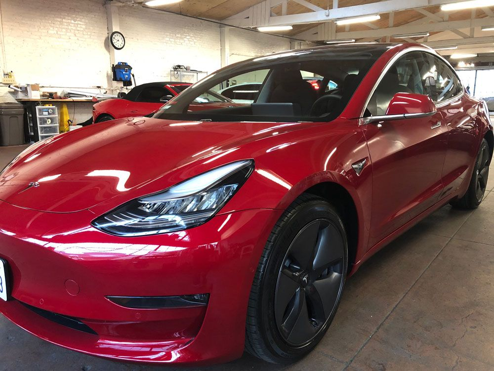 Tesla Detailing Services in San Francisco | Ceramic Coatings | San