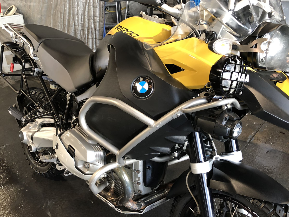 Motorcycle Detailing San Francisco Gallery Sf 57