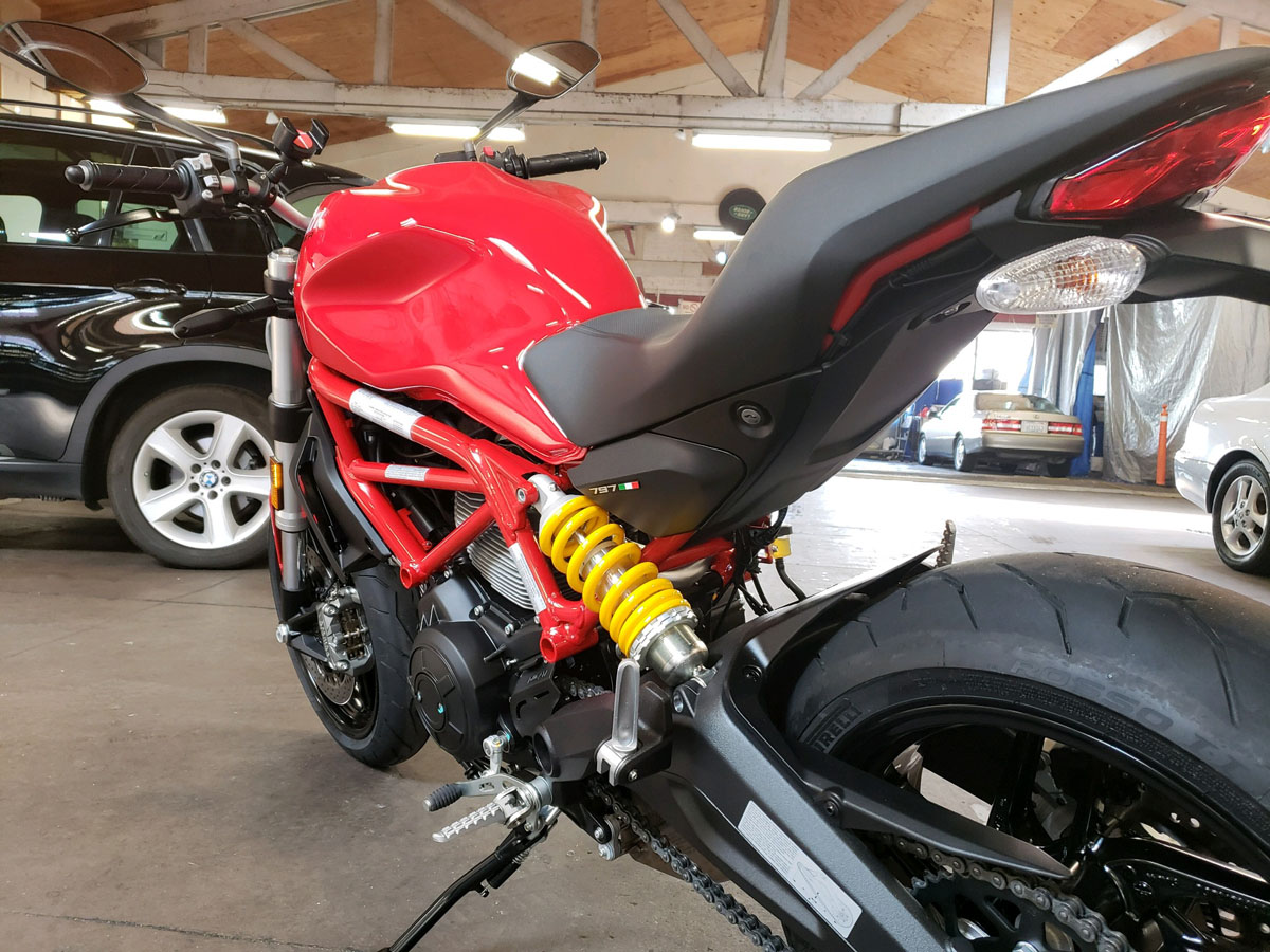 Motorcycle Detailing San Francisco Gallery Sf 62